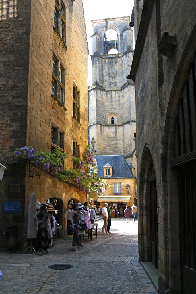 Eglise gothique Saint Marie de Sarlat